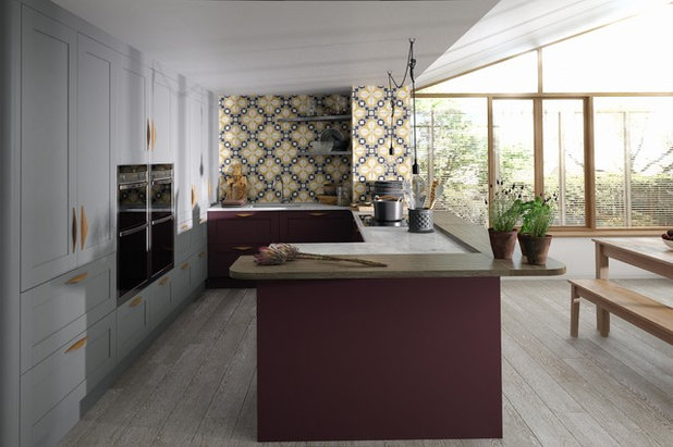 Modern Kitchen by Wren Kitchens