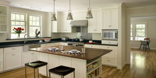 Traditional Kitchen by Jacob Lilley Architects