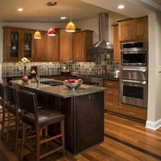 Contemporary Kitchen by Margeaux Interiors - Margaret Skinner