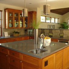 Contemporary Kitchen by Roth Wood Products