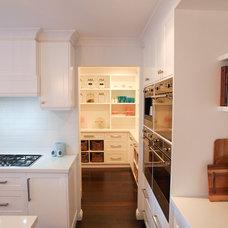 Traditional Kitchen by Krauss Kitchens
