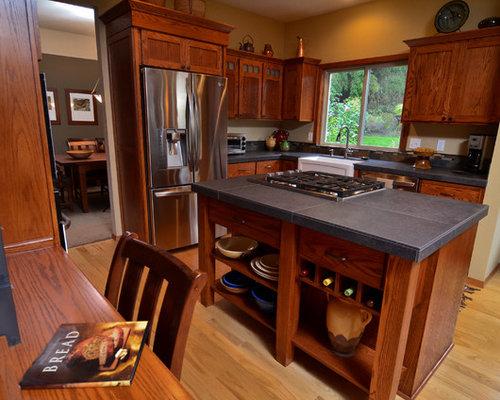 shaker shake-up - portland kitchen remodel