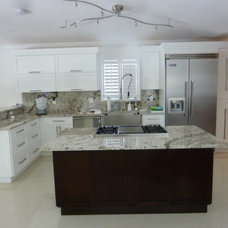 Contemporary Kitchen by Visions
