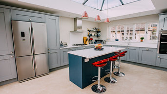 Shaker style kitchen Photo