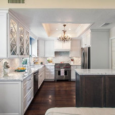 Traditional Kitchen by Preferred Kitchen & Bath