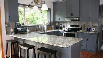Shaker Style Kitchen Remodel