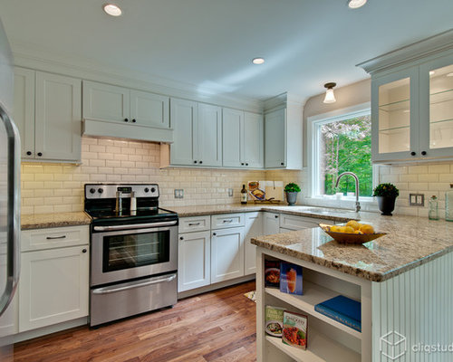 a shaker update for a connecticut kitchen apple valley woodworks usa kitchens and baths manufacturer