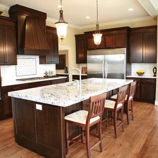 Traditional Kitchen by Hartman Homes