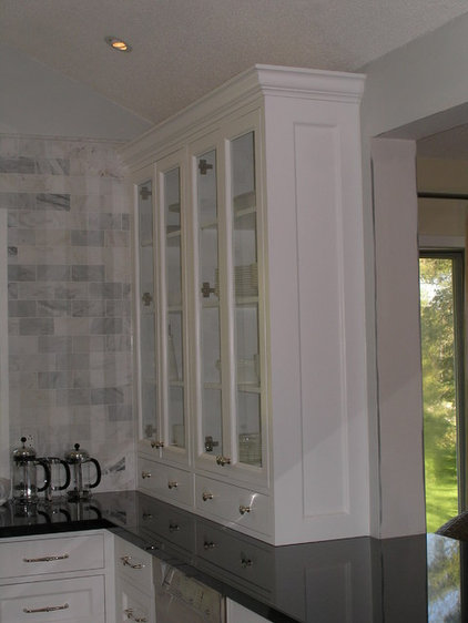 Traditional Kitchen by Shannon Cabinetry
