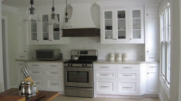 Wood Range Hoods Naturally Fit Kitchen Style