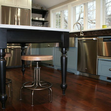Modern Kitchen by Kimberly Arnold Fletcher