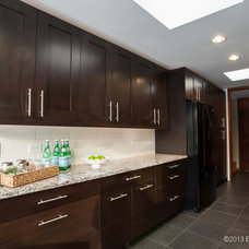 Contemporary Kitchen by Sharer Design Group LLC