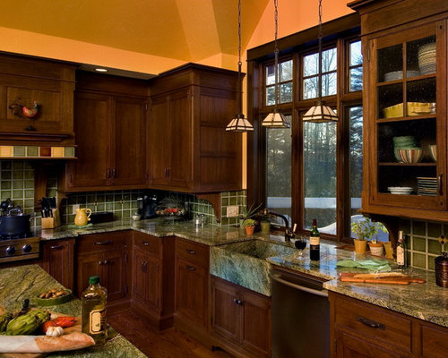 Rainforest Green Granite Countertops Home Design Ideas Pictures Remodel And Decor