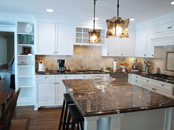 Traditional Kitchen by Mike Rupert Cabinets