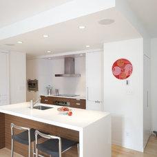 Modern Kitchen by SOMA Millwork & Design