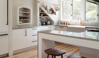 Shawmut Kitchen and Living Room