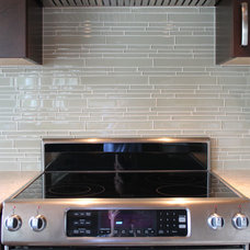 Contemporary Kitchen by Rocky Point Tile