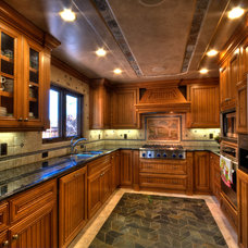 Traditional Kitchen by Jay Andre Construction, Inc.