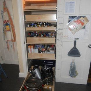 Pantry Shelving Systems Houzz