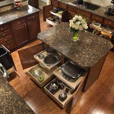 Contemporary Kitchen by ShelfGenie National