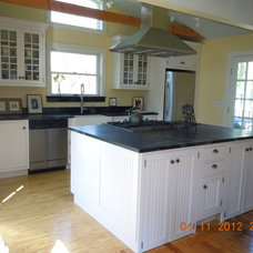 Traditional Kitchen by CLS Designs