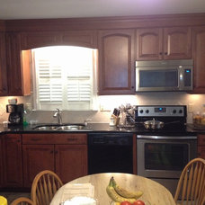 Traditional Kitchen by Lowe's North Charlotte