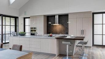 Sherborne, Massachusetts - Kitchen and Great Room