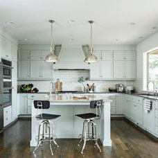 Traditional Kitchen by Patrick Schmitt, designer Inc.