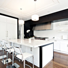 Contemporary Kitchen by Sherwood Custom Homes