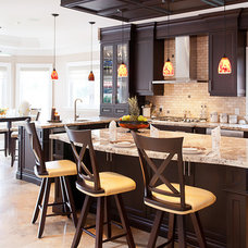 Traditional Kitchen by Nicola Interiors