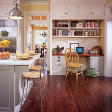 Traditional Kitchen by Home Rebuilders