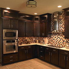 Contemporary Kitchen by Great Kitchens & Baths