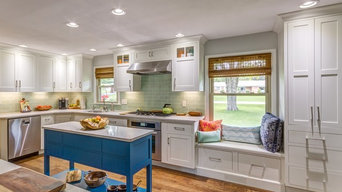 Shiloh Cabinetry:  Modern Country Kitchen - Xenia, OH