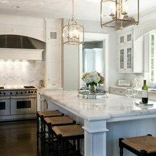 Traditional Kitchen by Tiburon Homes LLC