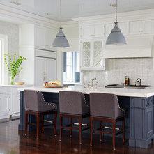 Coastal Kitchen by Andrew Howard Interior Design