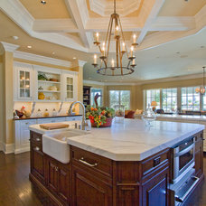 Traditional Kitchen by Arc Design Group