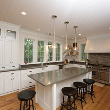 Traditional Kitchen by ArchiPlicity, Inc.