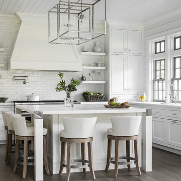 Shingle-Style in Cold Spring Harbor, New York