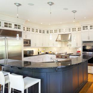 Shingle Style Kitchen