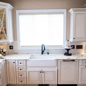 Shirazi Project - Kitchen & Bath Cabinets in Leesburg, VA