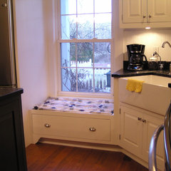 traditional kitchen Shirley Corwin
