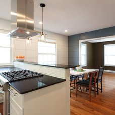 Contemporary Kitchen by Moontower Design Build