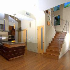 Contemporary Kitchen by Otis Architecture