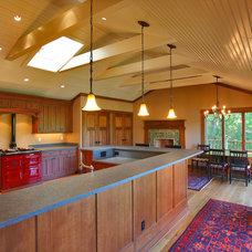 Craftsman Kitchen by Callaway Wyeth