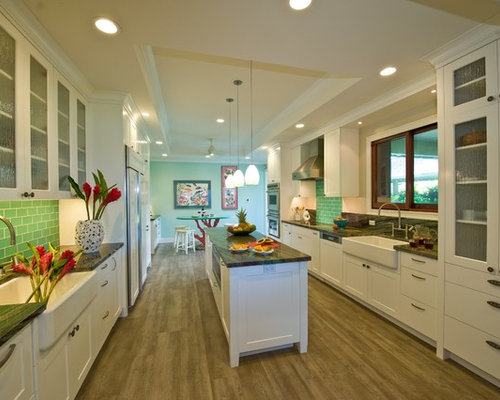 tropical kitchen design ideas renovations amp photos with green