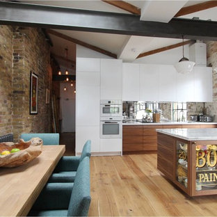 Inspiration for an urban kitchen in London.