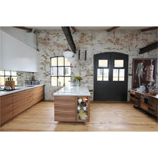 Industrial Kitchen by Increation