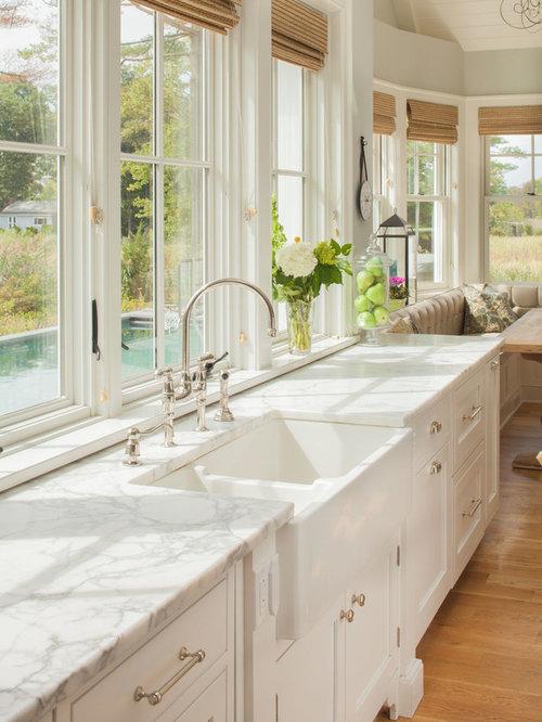 Beach Style Kitchen Design Ideas & Remodel Pictures | Houzz