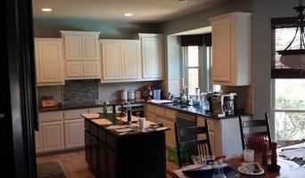 Shoreline Kitchen Counters, Backsplash, Cabinet Changes