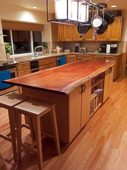 Fotos de cocinas dise os de cocinas cerradas con - Tamano azulejos cocina ...